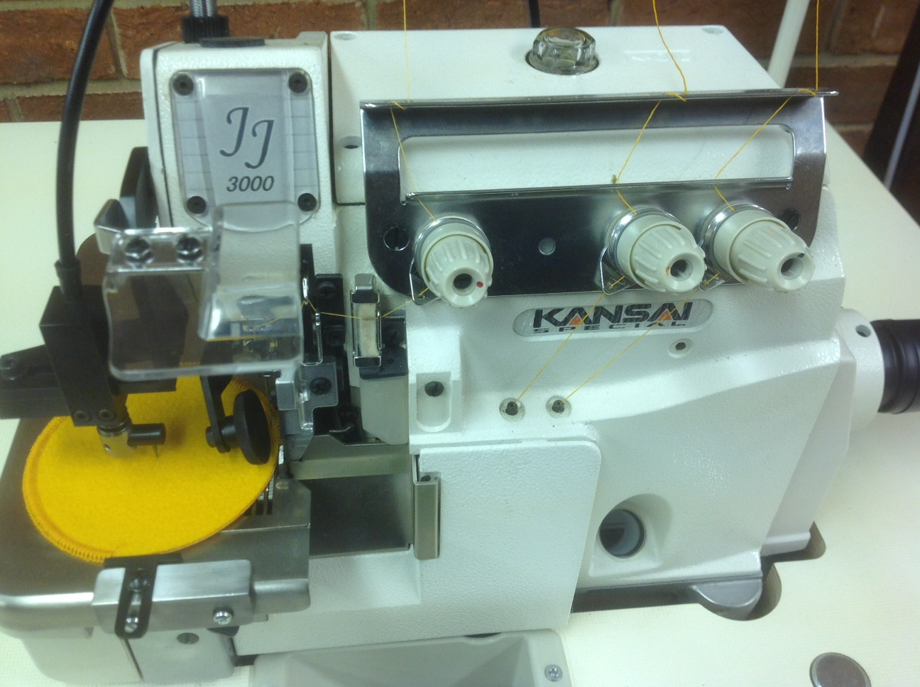 Kansai Special JJ Badge Machine