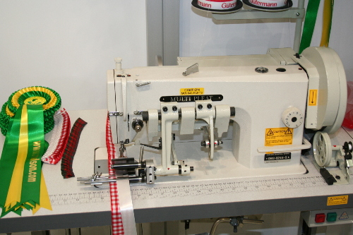 Multipleat B746-5 Box Pleat Machine