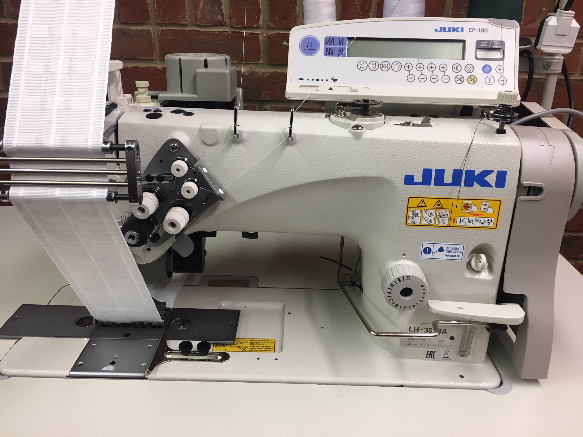 Curtain Machinery