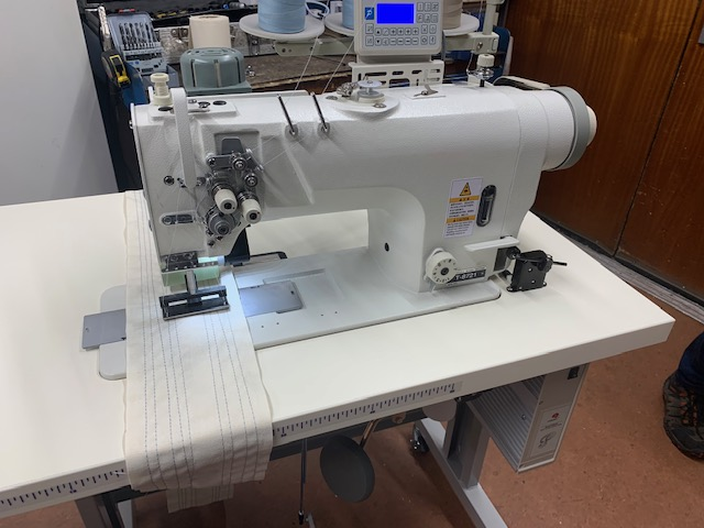 Multipleat T-8721 65mm or 70mm machine