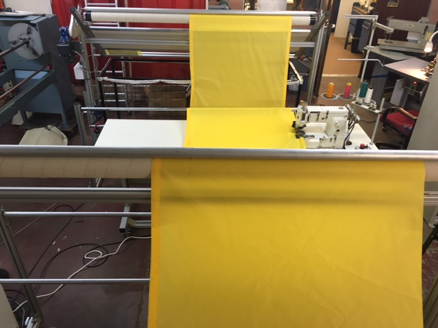 Semi Automatic Side Hemming Rig