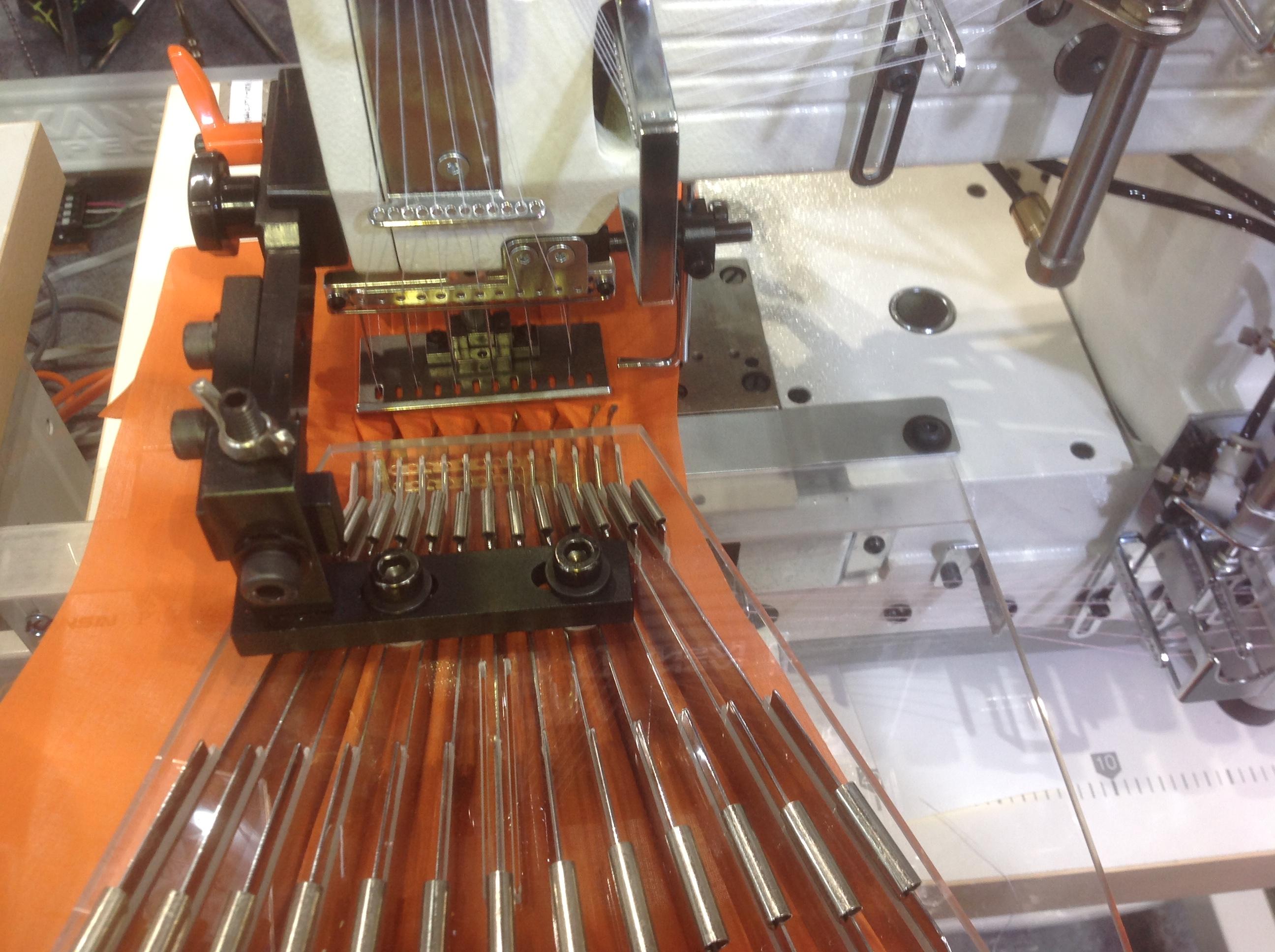 Kansai Special Fx 4412ptv Utc Spaced Pin Tuck
