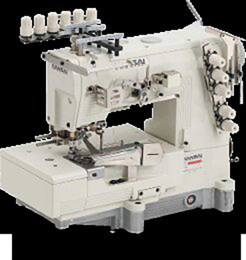Kansai Special MMX-3303F Split Tube Binder with Smocking