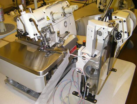 Kansai Special UK-1004-SP spaghetti rouleaux machine