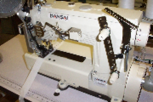 LX-5801-SP Progammable Sequin Attaching Machine