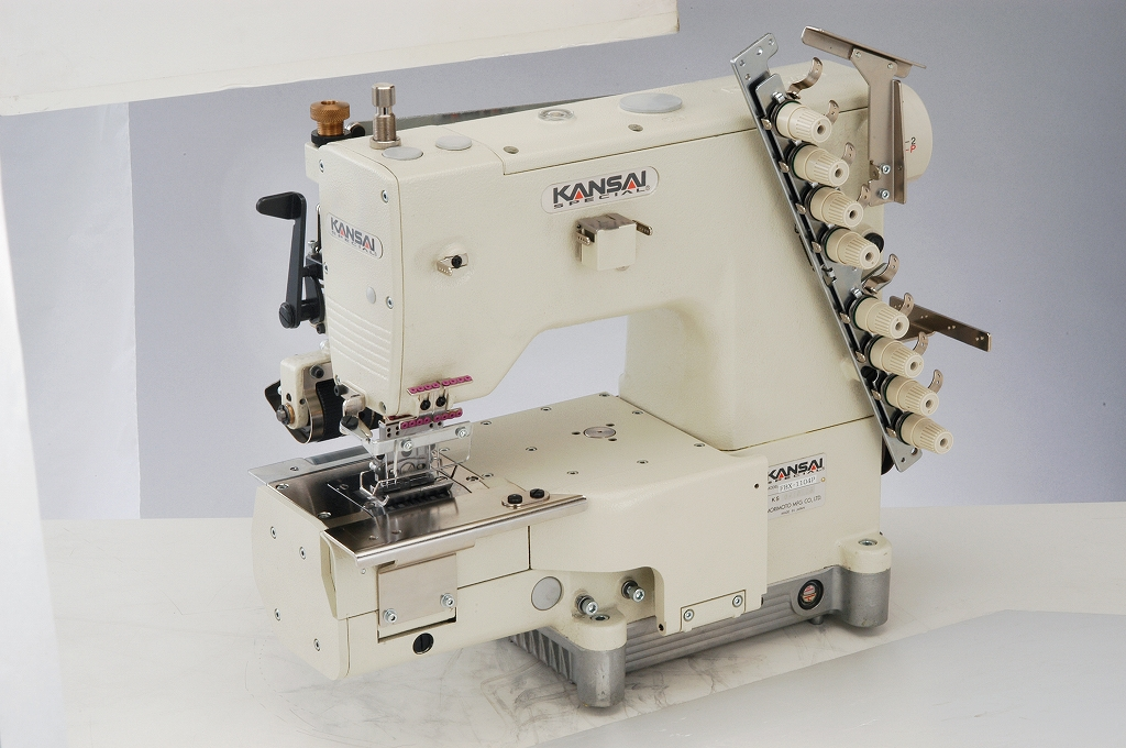 Kansai Special FBX-1104P needle feed chainstitch