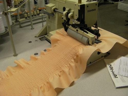 Kansai Special Delectable Sewing Machine Smocking