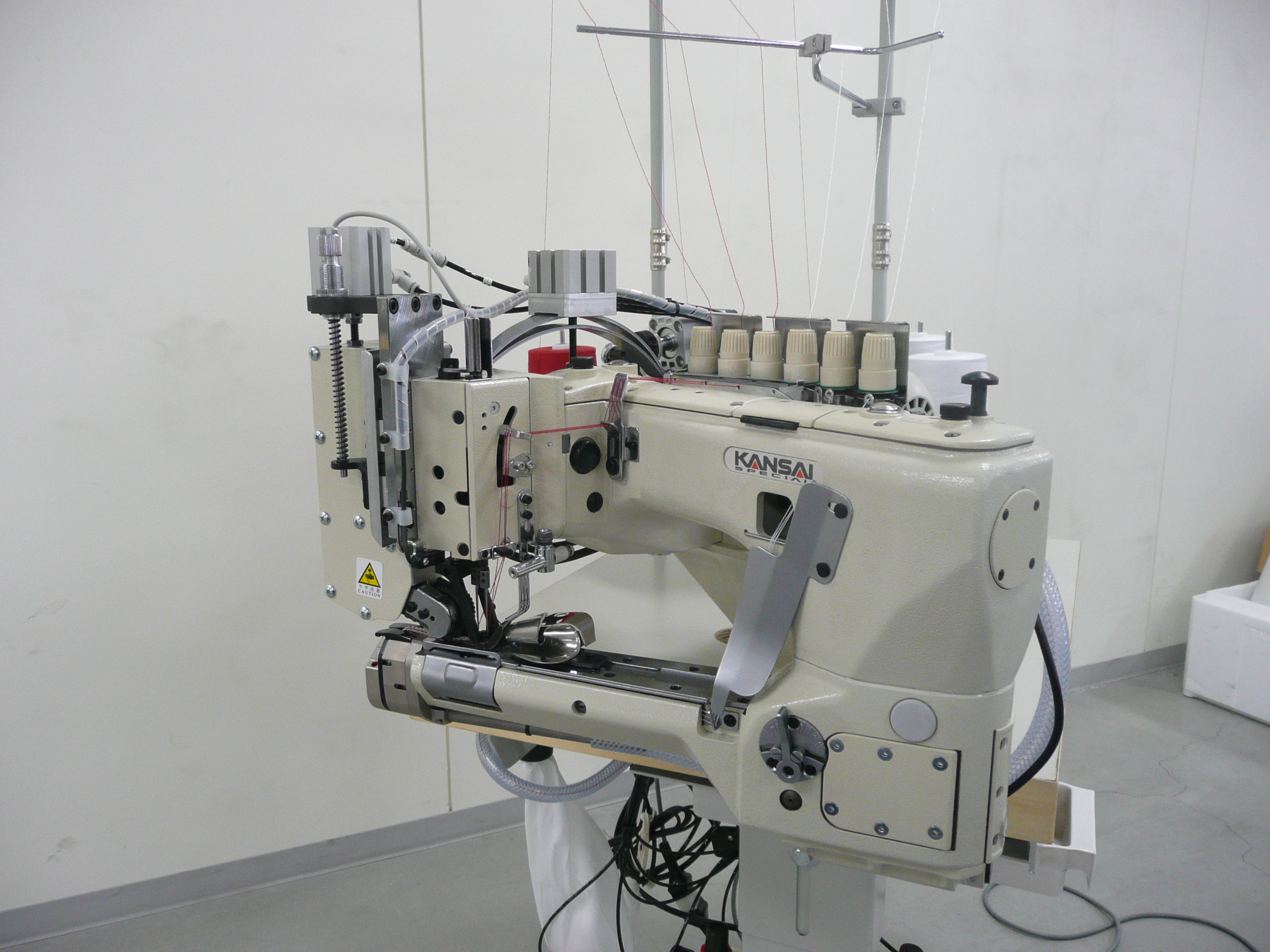 Kansai Special SX-6803PD feed-off-the-arm lap seaming