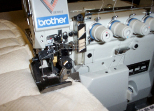 Brother V92-MF Mattress Flange Machine