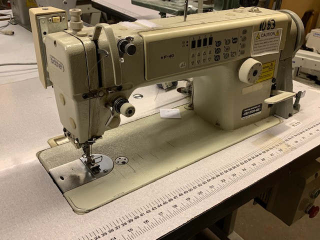 Brother B724-405 needle feed lockstitch