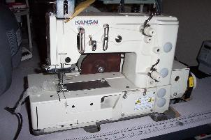 Kansai Special PX-301-4-3-FP flower picot machine
