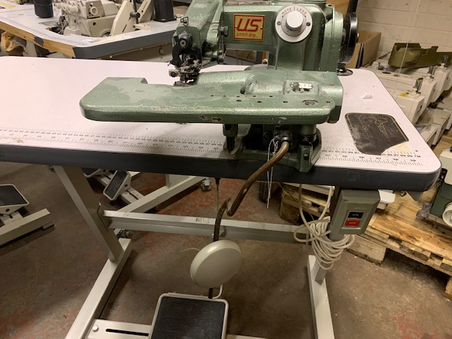 US 718 blindstitch machine